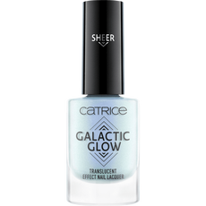 Catrice Galactic Glow Translucent Effect Nail Lacquer 01 Night-time Stargazing