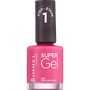 Rimmel London Super Gel Nailpolish - 026 Sun Fun Daze