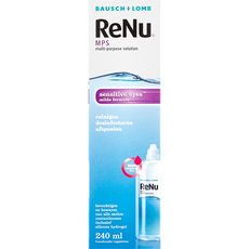Bausch & Lomb ReNu MPS Sensitive Eyes Lenzenvloeistof
