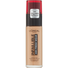 L'Oréal Paris Make-Up Designer Infallible 24Hr Fresh Wear Foundation 150 Radiant Beige