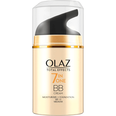 Olaz Total Effects BB Crème SPF15 Voor Medium Huidtint 50 ml