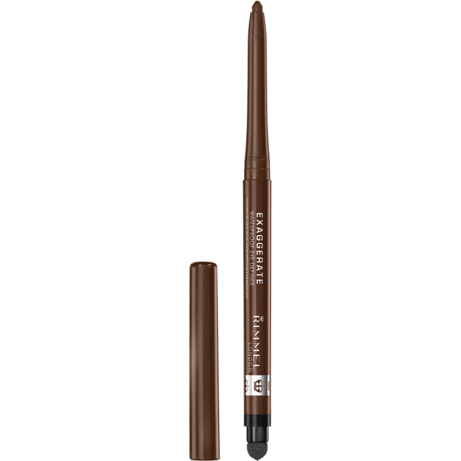 Rimmel London Exaggerate Full Colour Eye Definer - 212 Rich Brown