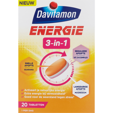 Davitamon Energie 3-In-1