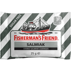 Fisherman's Friend Salmiak suikervrij