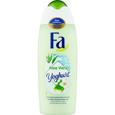 Fa Yoghurt Aloë Vera Caring Shower Cream