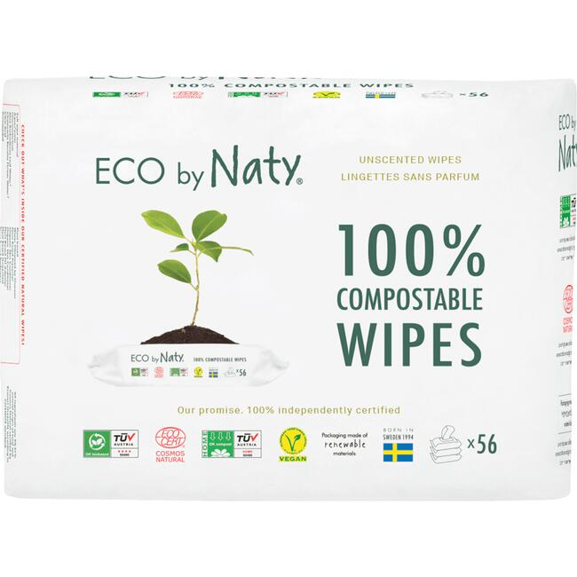 Eco Sensitive Wipes Unscented