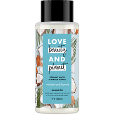 Love Beauty And Planet Volume & Bounty Coconut Water & Mimosa Flower Shampoo