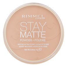 Rimmel London Stay Matte Pressed Powder 08 Cashmere Beige