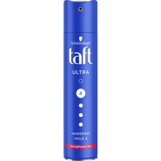 Taft Ultra Hairspray Ultra Strong Level 4