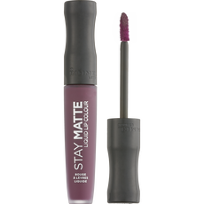Rimmel London Stay Matte Liquid Lip Colour - 800 Midnight