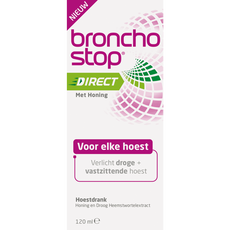 Brochostop Direct Met Honing