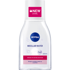 NIVEA Micellair Water 3in1 - Pocketsize - Droge of gevoelige huid 100 ML