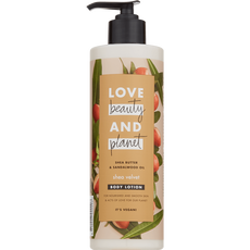 Love Beauty And Planet Shea Butter & Sandalwood Shea Velvet Bodylotion