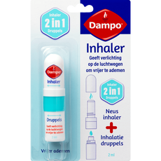 Dampo 2-in-1 Inhaler 2 ML