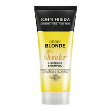 John Frieda Sheer Blonde Go Blonder Lightening Shampoo Mini 50 ML