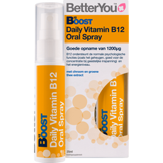 BetterYou Boost Daily Vitamine B12 Oral Spray