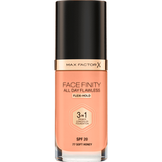 Max Factor Facefinity 3-In-1 All Day Flawless Foundation - 077 Soft Honey