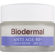 Biodermal Anti-Age 40+ Dagcrème SPF15