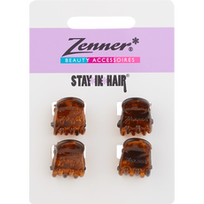 Zenner Stay-In-Hair Haarklemmen