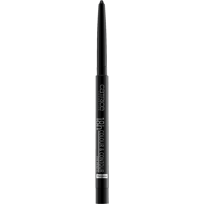 Catrice 18h Colour & Contour Eye Pencil 010 Me, My Black and I