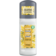 Love Beauty And Planet Vegan Deodorant Roller Coconut Oil And Ylang Ylang