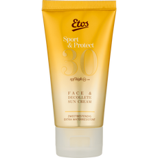 Etos Sport Face & Decollete Sun Protection Cream SPF30