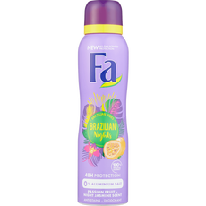 Fa Deospray Brazilian Night