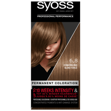 Syoss Salonplex Permanent Coloration 6-8 Donkerblond