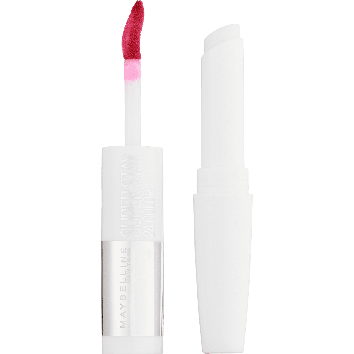 Maybelline Superstay 24H Color Lipstick 195 Raspberry