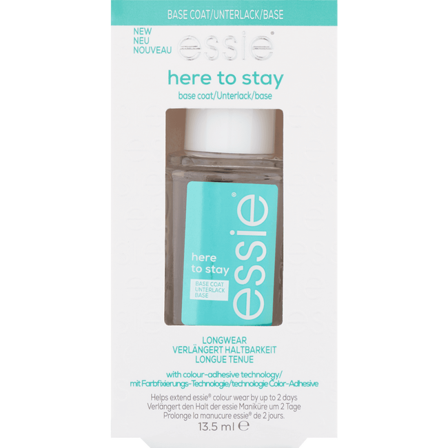 Essie Nagelverzorging - Here To Stay - Base Coat