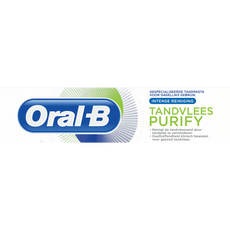 Oral-B Tandvlees Purify Intense Reiniging Tandpasta 75ml