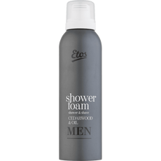 Etos Men Cedarwood & Oil 2 In 1 Showerfoam