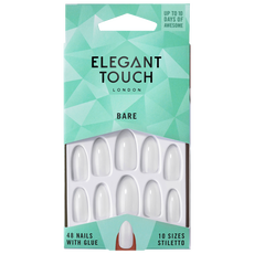 Elegant Touch Bare Stiletto Nails