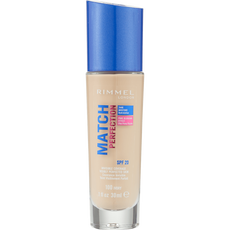 Rimmel London Match Perfection Foundation - 100 Ivory