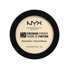 NYX Professional Makeup High Definition Finishing Powder Banana HDFP02