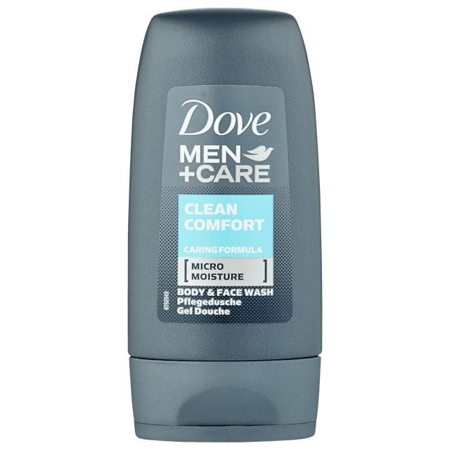 Dove Men+Care Clean Comfort Douche Gel Mini
