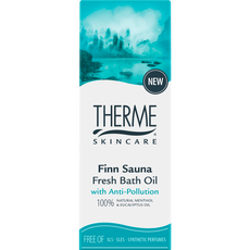 Therme Finn Sauna Fresh Bath Oil