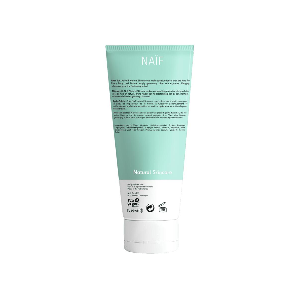 NAÏF Cooling Aftersun 100 ML