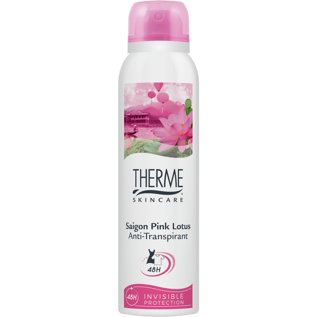 Therme Saigon Pink Lotus Anti-Transpirant Deodorant  150 ML