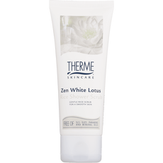 Therme Zen White Lotus Rice Shower Scrub Mini