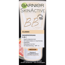 Garnier Skin Naturals Miracle Skin Perfector BB Cream SPF20 Medium