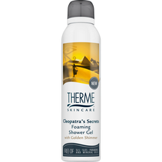 Therme Cleopatra's Secret Foaming Shower Gel