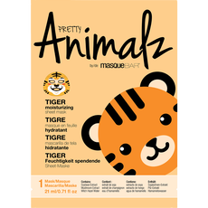 Pretty Animalz Tiger Sheet Mask