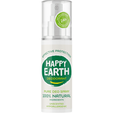 Happy Earth Pure Deo Spray Unscented