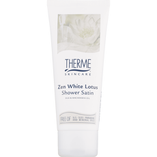 Therme Zen White Lotus Shower Satin Mini