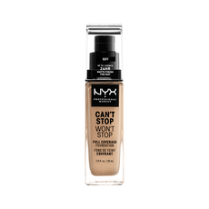 NYX Professional Makeup Can't Stop Won't Stop Foundation Buff CSWSF10