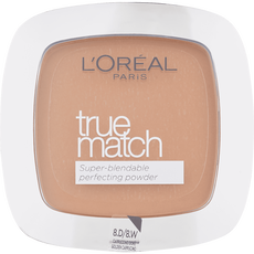 L'Oréal Paris True Match Super-Blendable Powder 8D Golden Capuccino