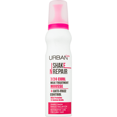 Urban Care Shake N Repair 7/24 Curl Milk Treatment Mousse