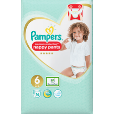 Pampers Premium Protection Pants 6