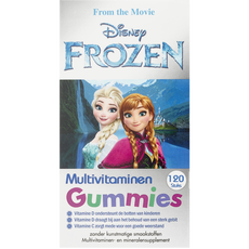 Disney Frozen Gums Multivitaminen